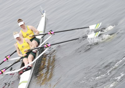 Junior Womens Double Scull