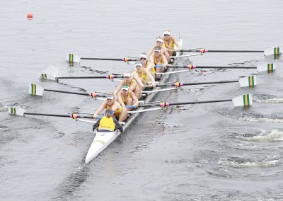 Junior Womens Eight 2