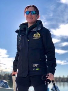 Dr Renae Domaschenz – Coxing, Coaching and curing cancer - Rowing Australia